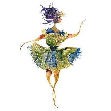 Baletnica I / Ballet Dancer I
