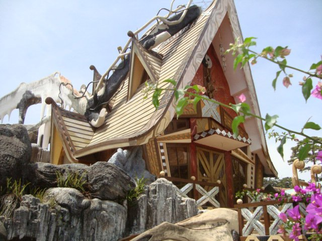 Crazy House, Dalat,Vietnam