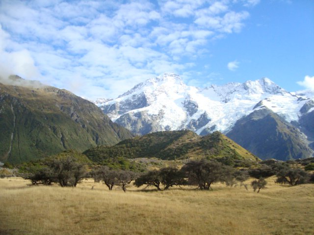 Mt. Cook, Aoraki, NewZealand
