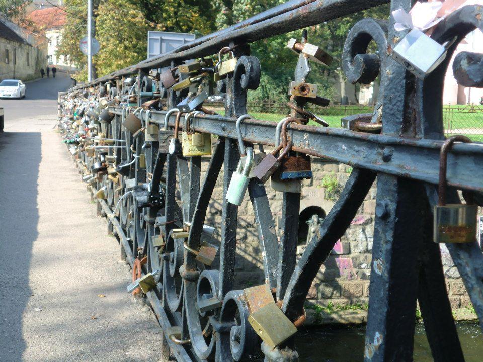 Uzupis Bridge