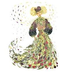 Dama z woalką / Lady with the veil