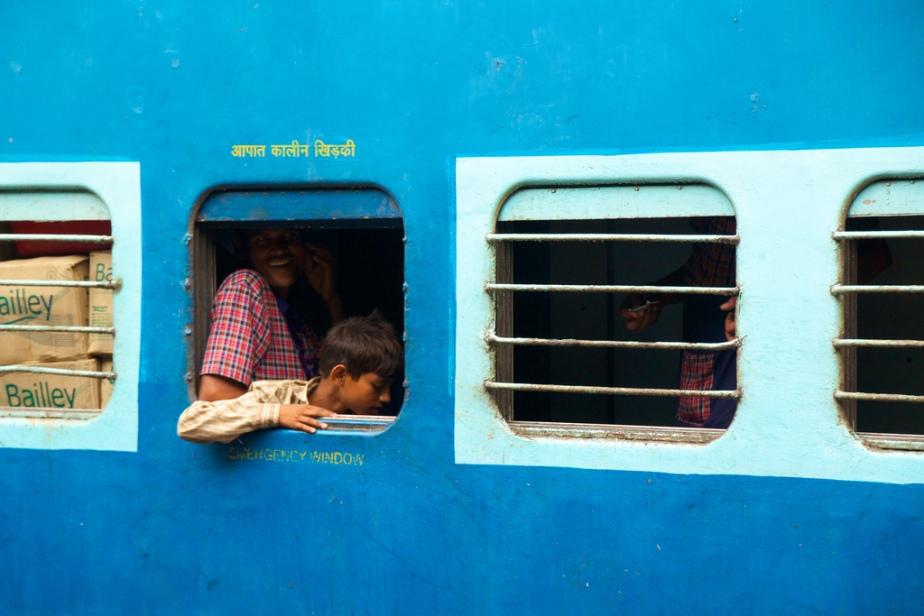 estación de Nueva Delhi