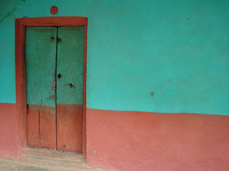Bandipur doorway