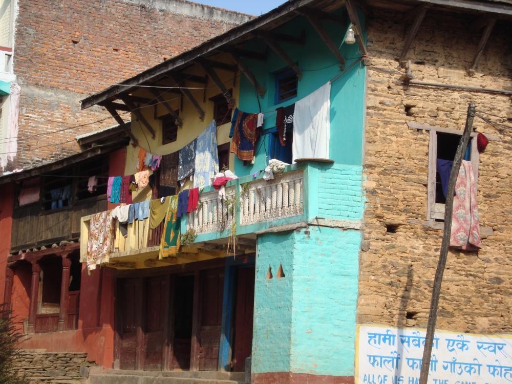 Bandipur street view