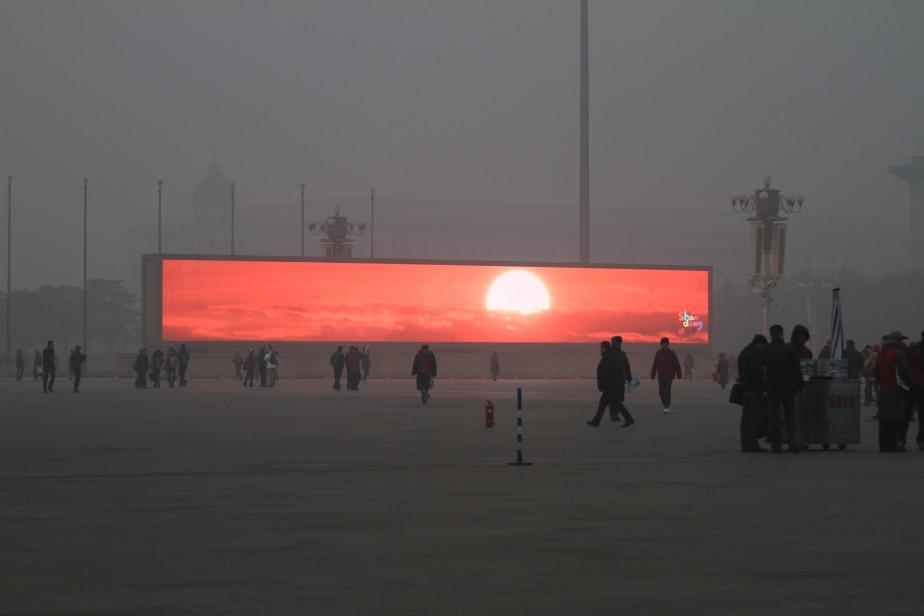 Beijing's Smog Five YearsOn