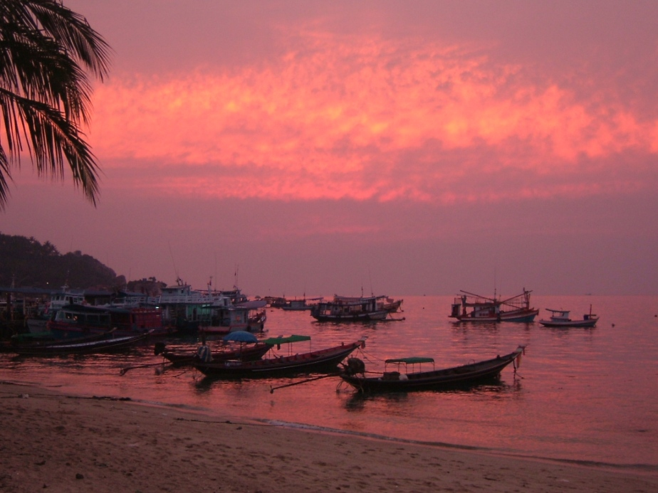 Travel Diary: Into the Eye of the Sun in Ko Tao, Thailand