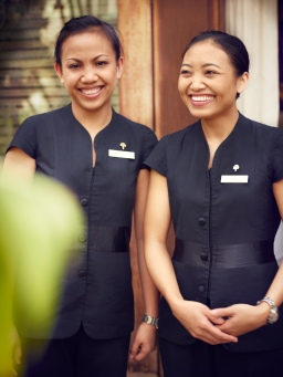 Raffles Spa - Therapists