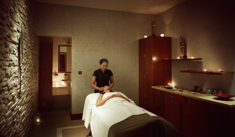 Raffles Spa - Treatment Room