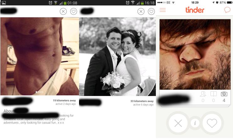 Happy Valentine's Day: Tinder PhotoFails