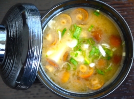 Miso Soup (Image - TOMO)