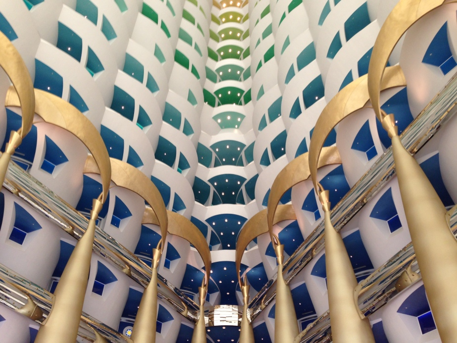 Inside the Burj Al Arab