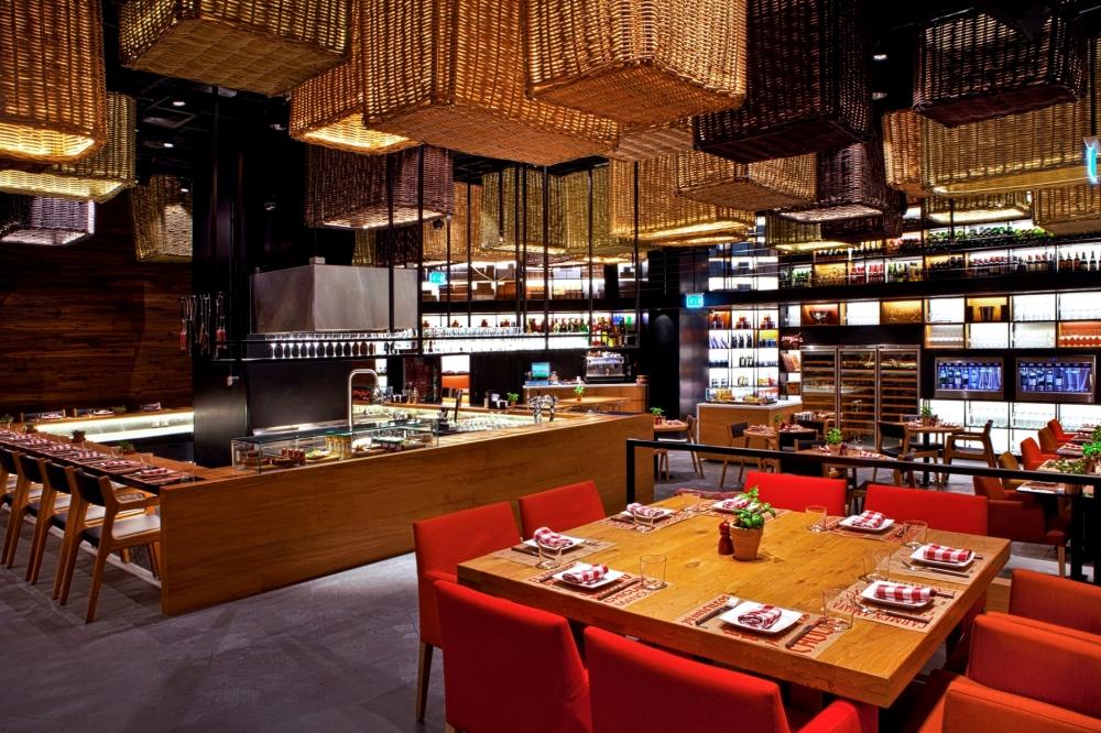 Kempinski Mall of the Emirates - Salero Tapas & Bodega