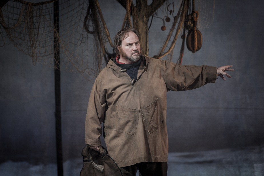A Storm on the High Seas: Review of Peter Grimes at Grange Park Opera