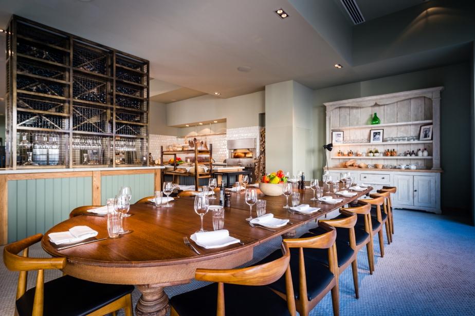 TOZI Restaurant & Bar,Victoria