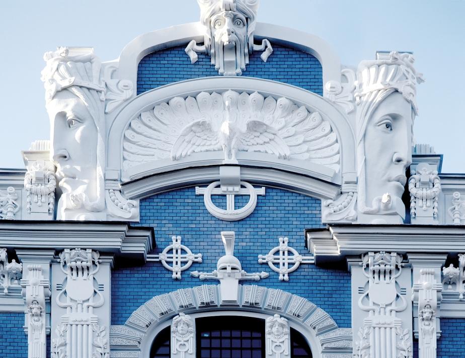 Art Nouveau - Latvia Tourism