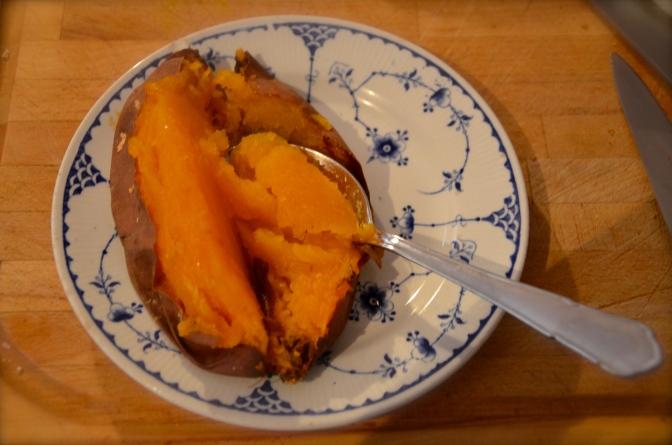Weekend Bake: Sage, Walnut and Sweet Potato Bread
