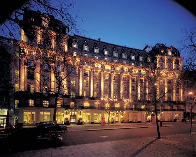 Review: Paying Homage at Homage, Waldorf Hilton
