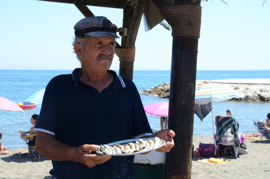 Sun, sea and silver sardines: Malaga memories of El Cabra