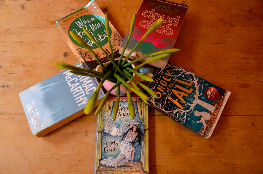 February books - theediblewoman