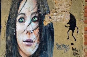 Trinity Buoy Wharf Graffiti