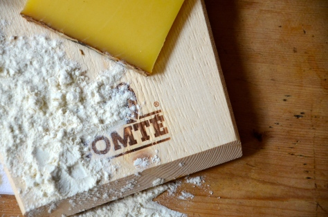 Comte - the edible woman