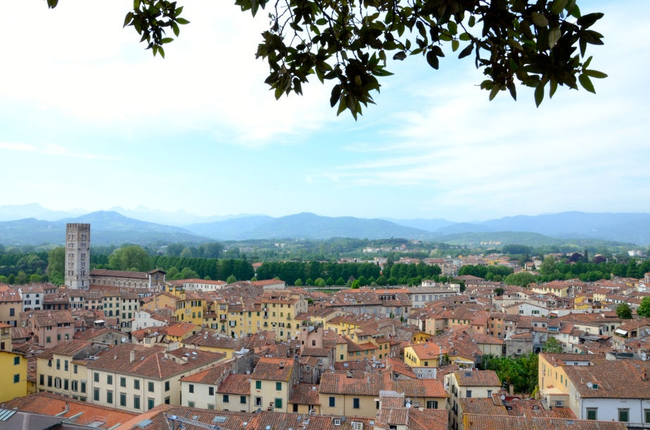 In pictures: Lucca and Ponte a Moriano, Tuscany