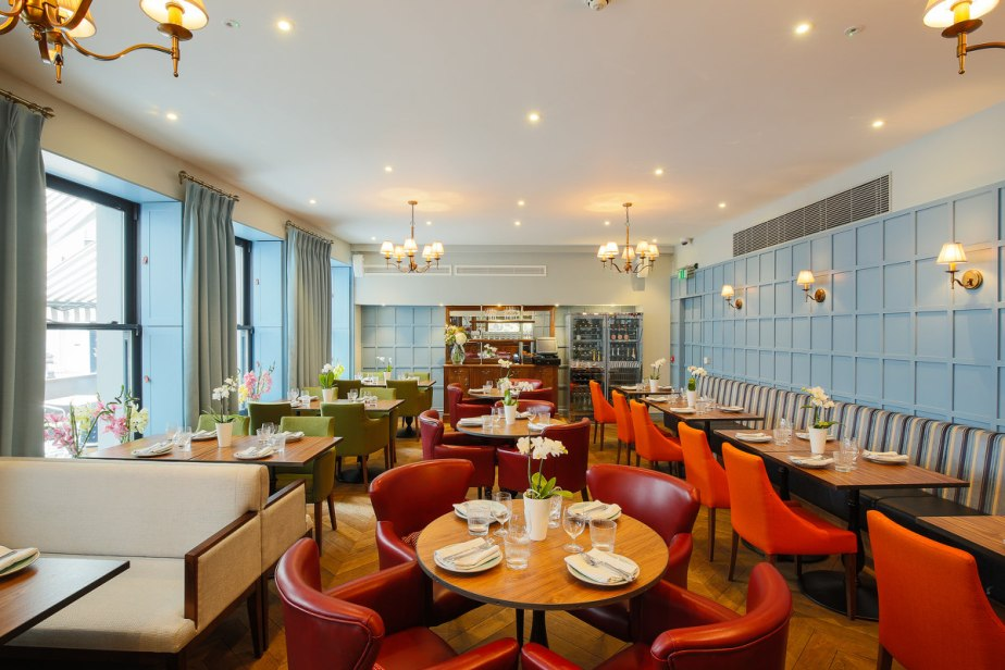 Review: The restaurant at Leicester HouseHotel