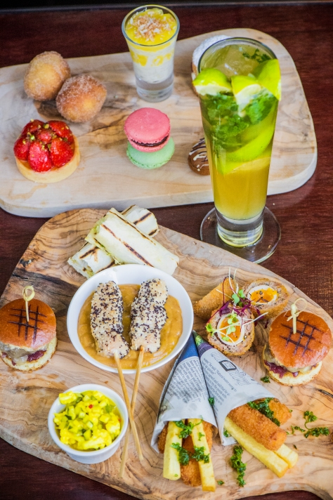Street Food Afternoon Tea at The Arch London (7)