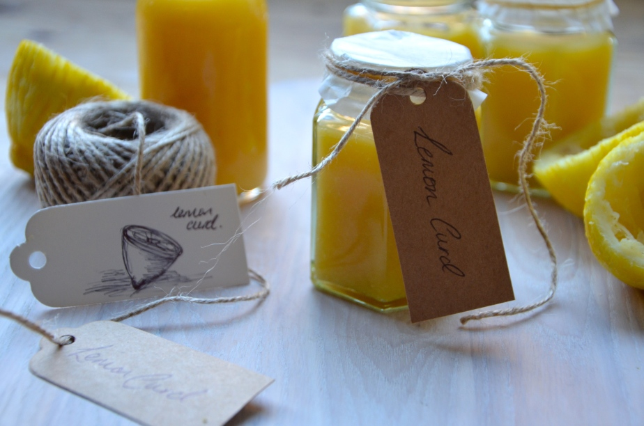 Recipe: The best lemon curd